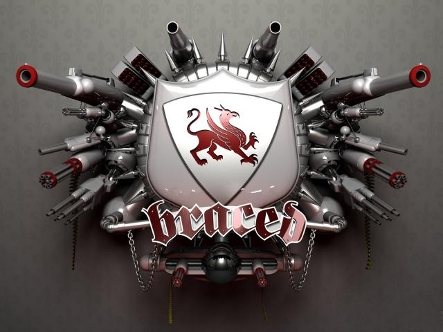 3D герб