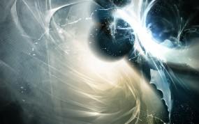 Обои Брызги: Свет, Брызги, Взрыв, Абстракции
