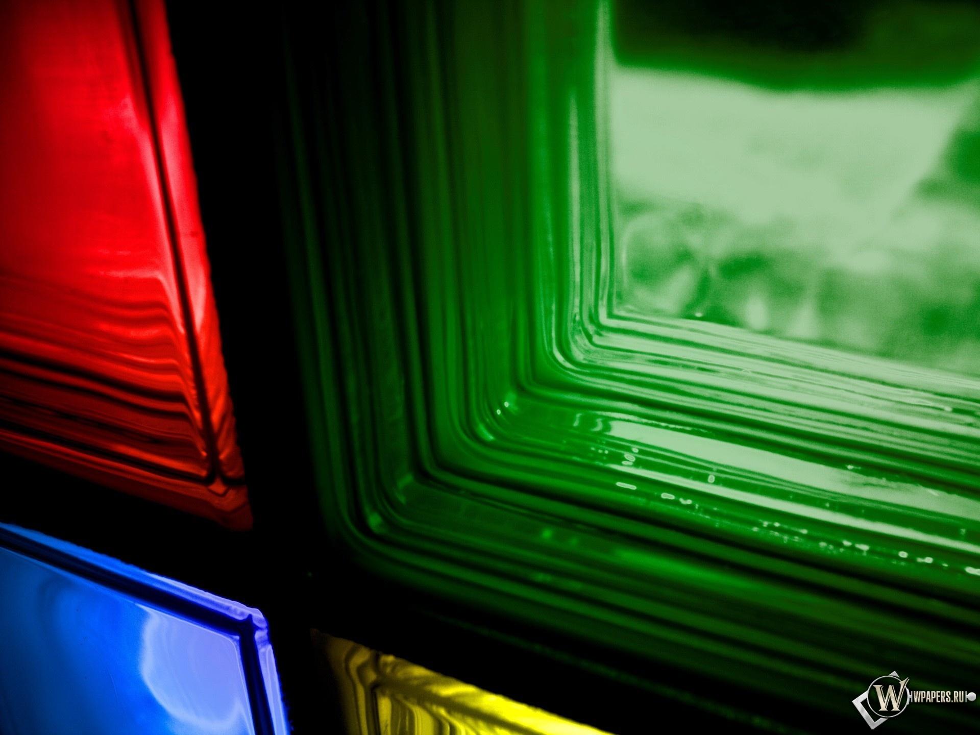 Стеклянное многоцветие 1920x1440