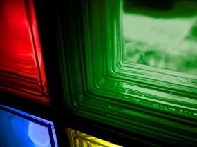 Обои Стеклянное многоцветие: Стекло, Цвет, Абстракции