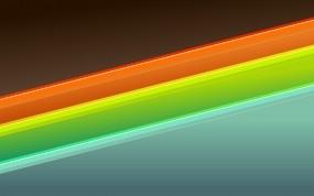 Обои Неоновые линии: Абстракция, Линии, Цвета, Абстракции