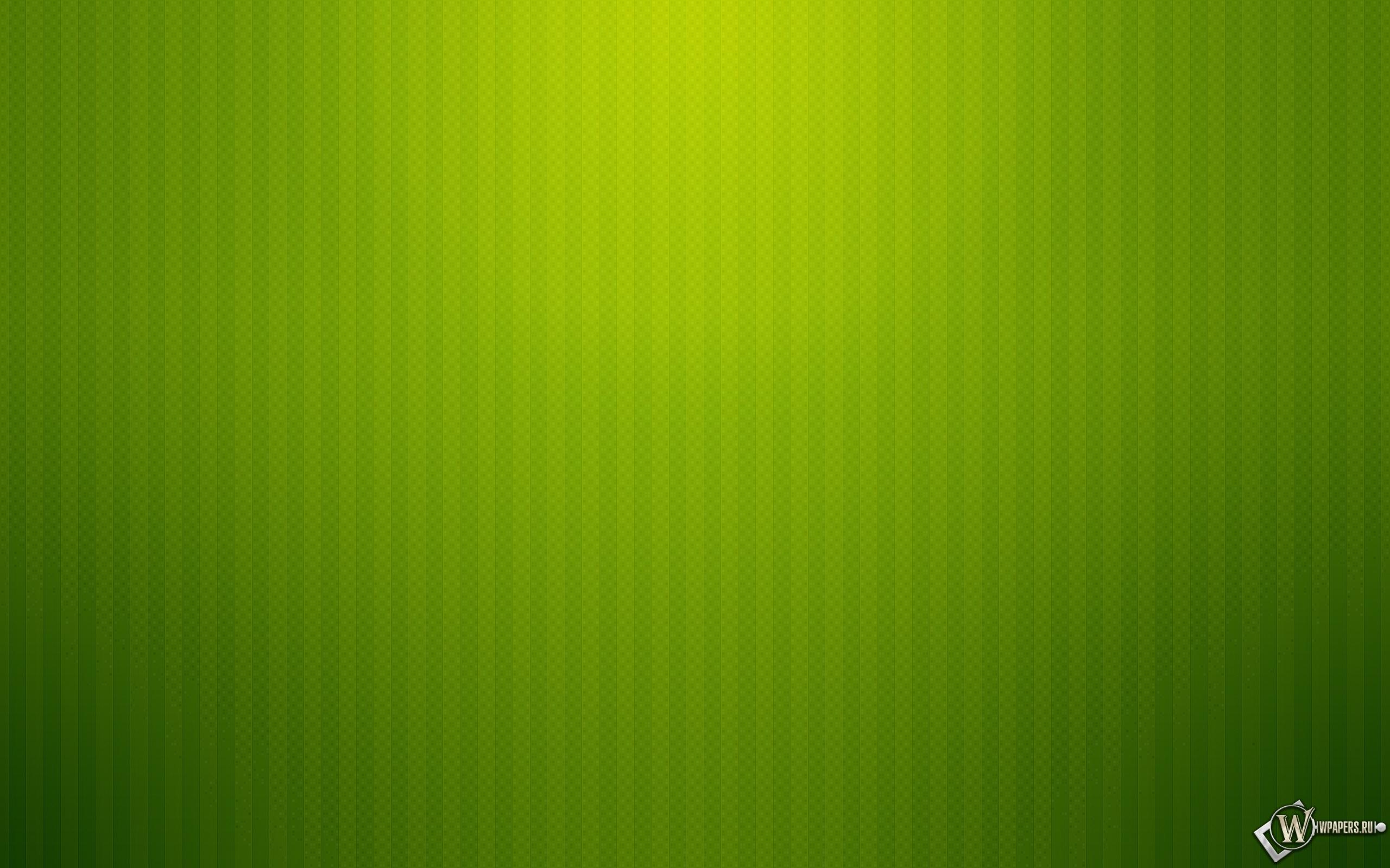 Зелёный фон 2560x1600
