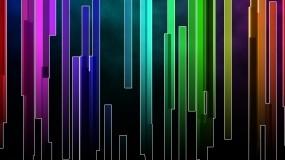 Обои Цветные полосы: Абстракция, Цвет, Полосы, Абстракции
