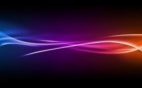 Обои Поток света: Свет, Цвет, Абстракции