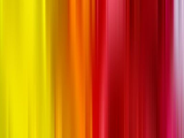 Летние цвета
