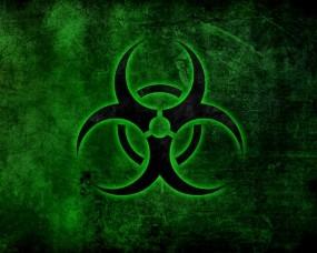 Обои Biohazard: Радиация, Biohazard, Абстракции