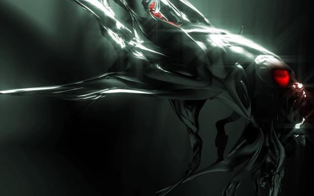 Темное существо