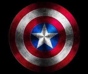Обои Shield of Captain America: Капитан Америка, Щит, Shield, Captain America, Рендеринг