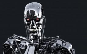 Обои Терминатор: Металл, Робот, Терминатор, Рендеринг