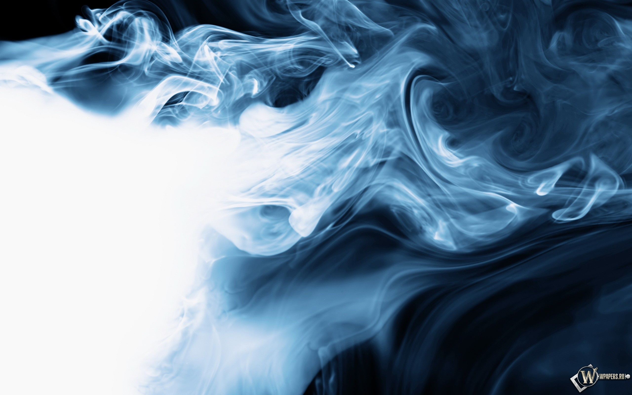 Клубящийся дым 2560x1600
