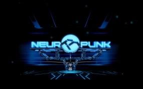 Обои Neuropunk: Логотип, Neuropunk, Рендеринг