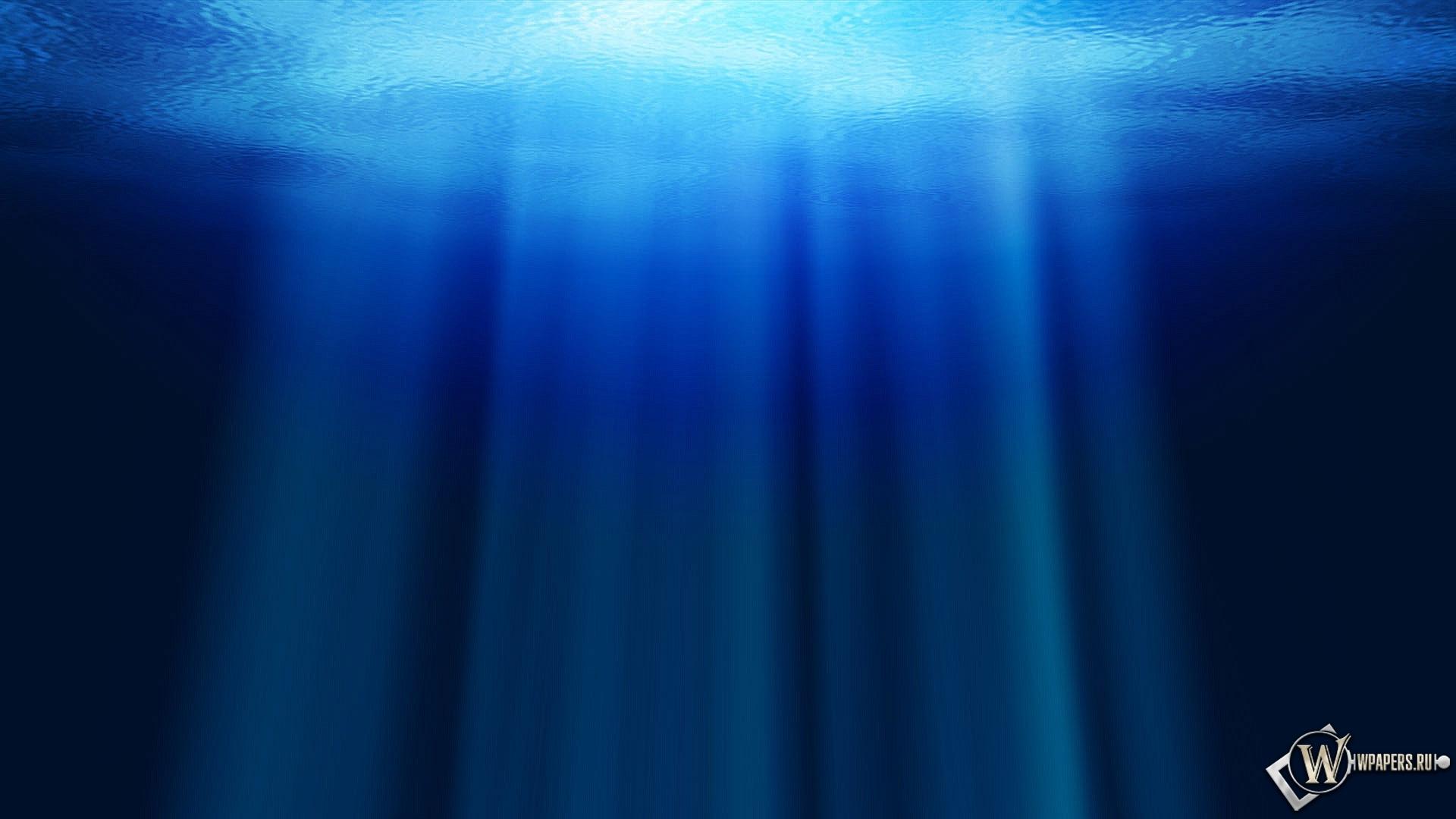 Под водой 1920x1080