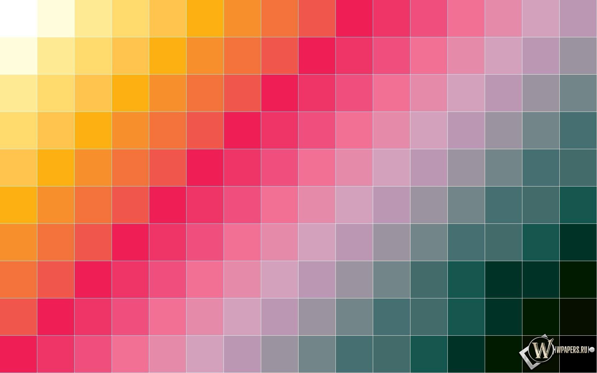 Сетка из квадратов 1920x1200