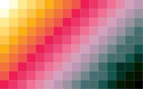 Обои Сетка из квадратов: Сетка, Цвет, Квадраты, Рендеринг
