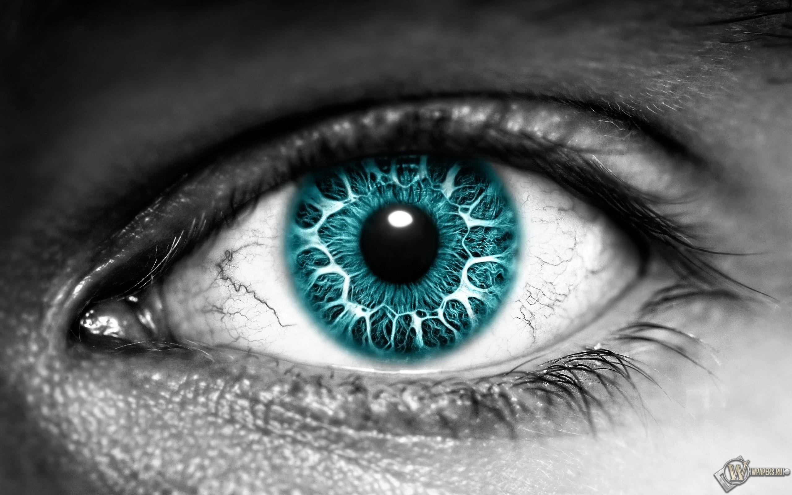 Глаз 2560x1600