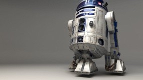 Обои R2d2: Star Wars, Рендеринг
