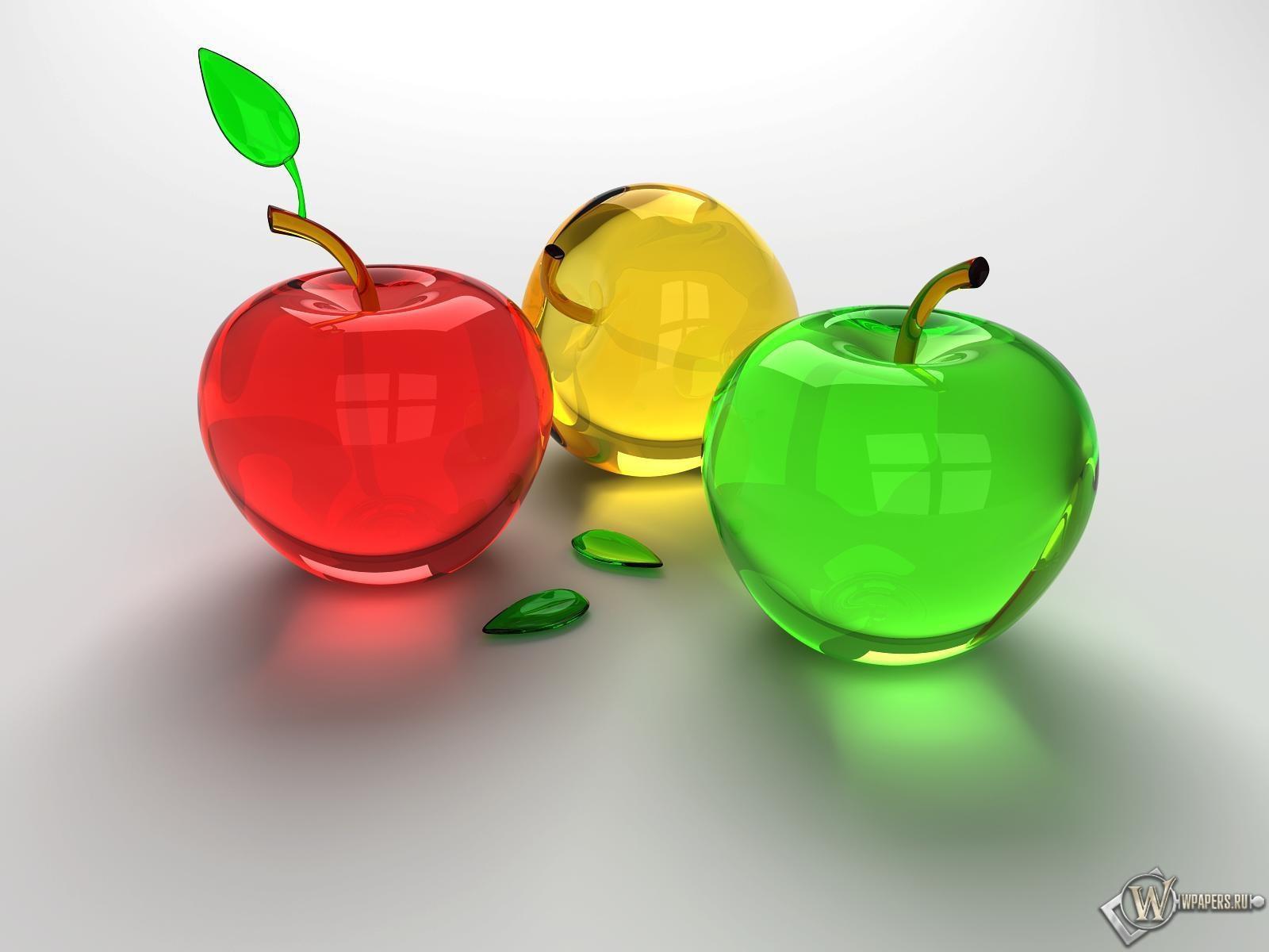 Яблочки 1600x1200