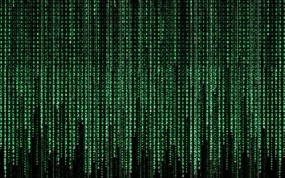 Обои Матрица: Цифры, Матрица, Буквы, Абстракции