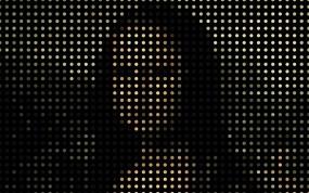 Обои Мона Лиза: Картина, Мона Лиза, Точки, Разное