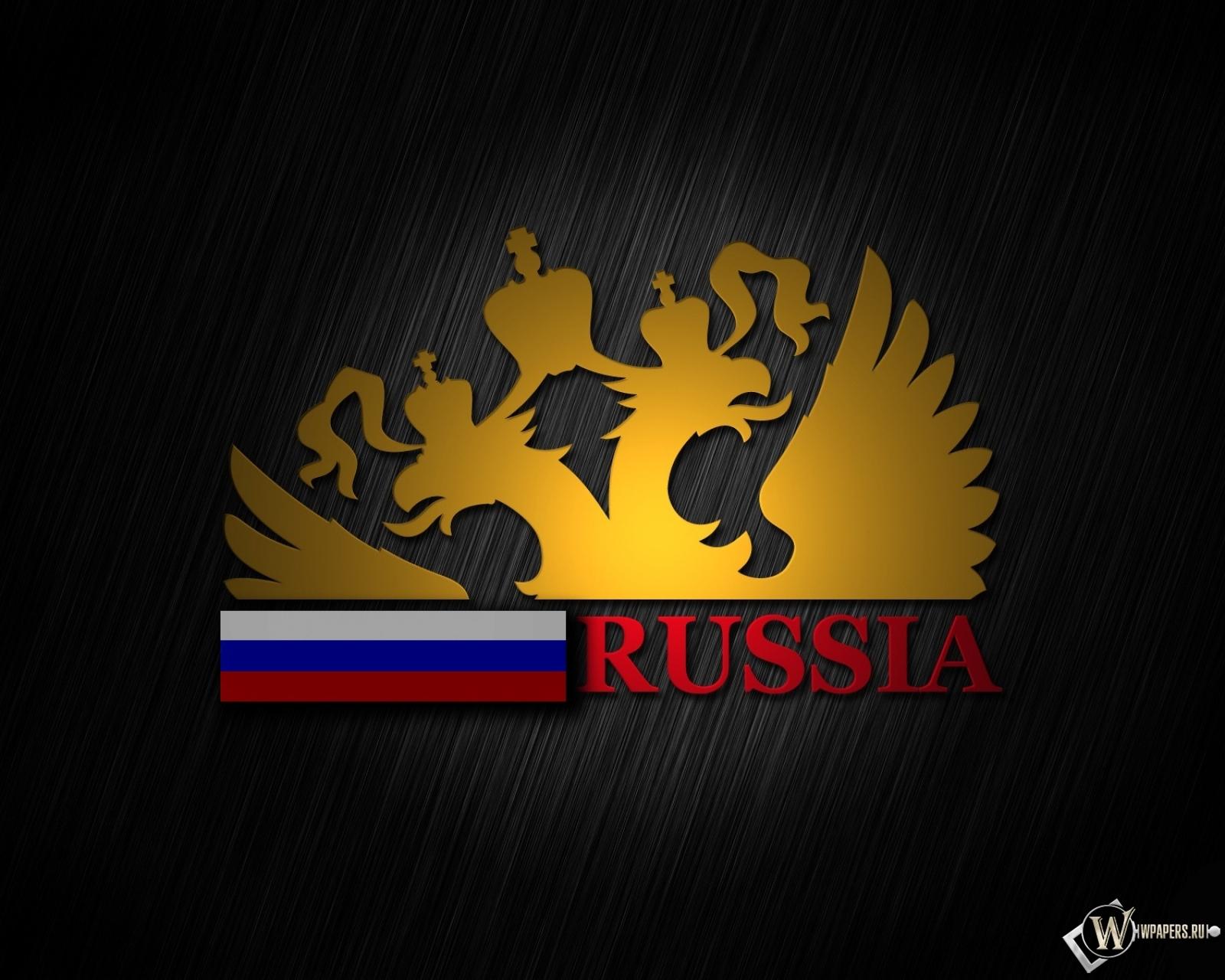 Обои россия россия герб флаг 1600x1280