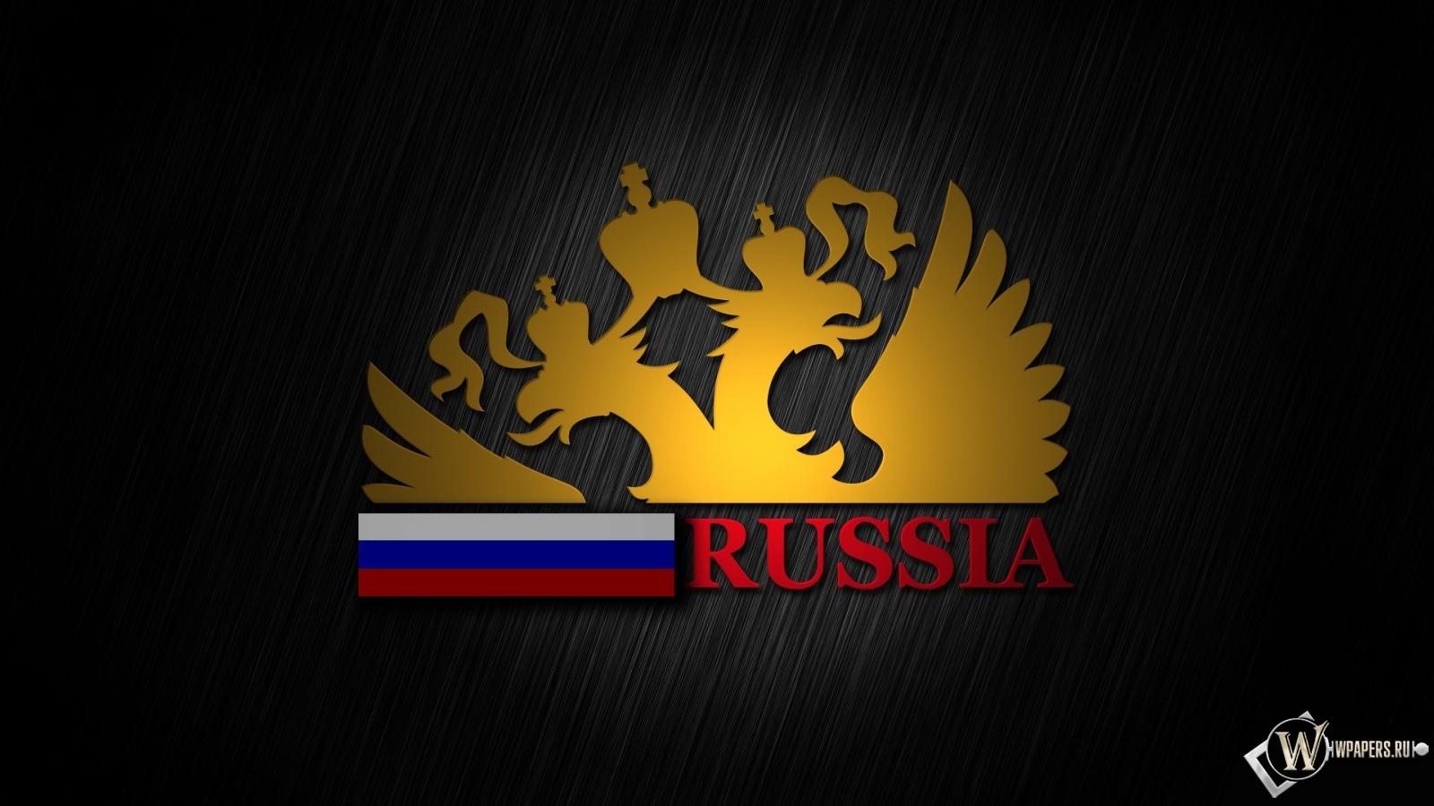 Обои россия россия герб флаг 1600x900