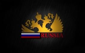 Обои Россия: Россия, Герб, Флаг, Разное