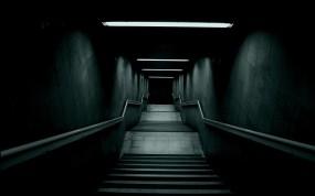 Лестница вниз