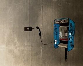 Обои Телефон: Текстура, Телефон, трубка, Разное