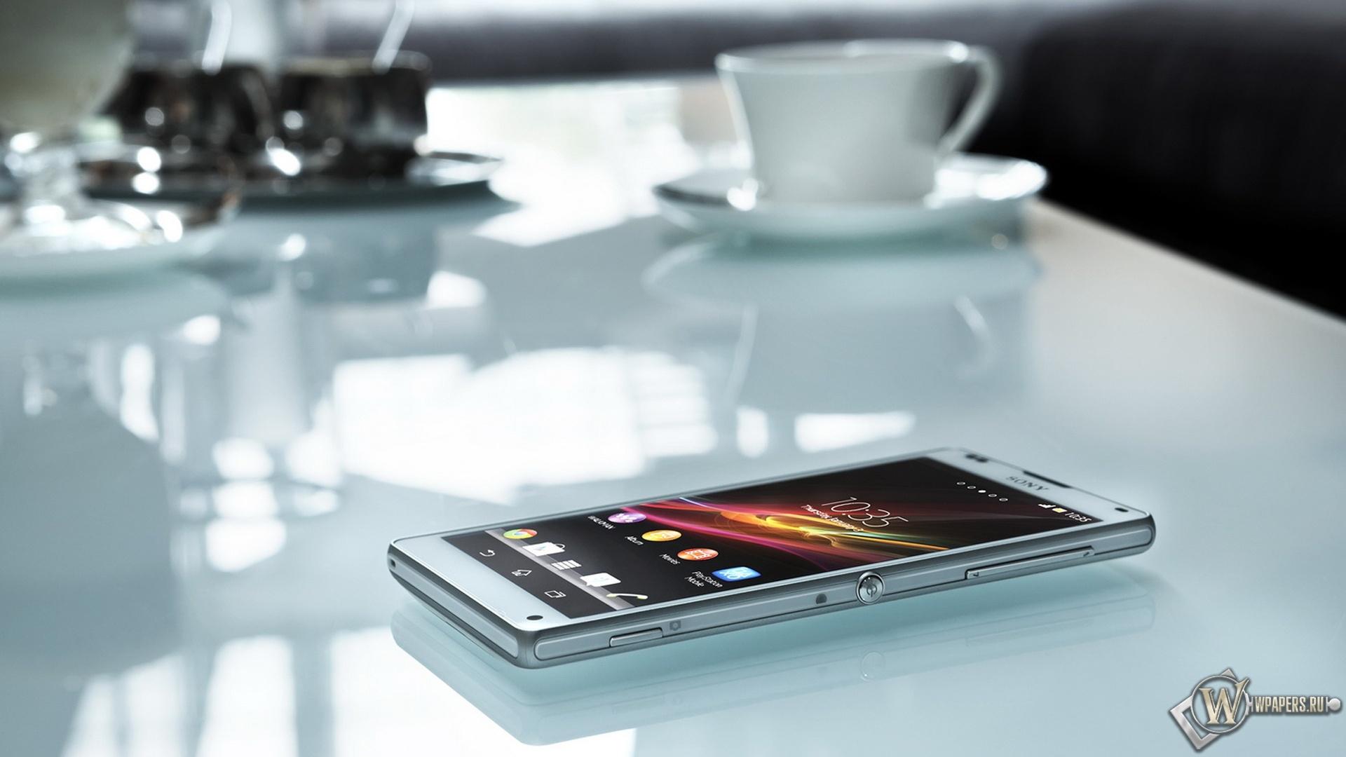 Sony xperia zl sony смартфон 1920x1080 картинки