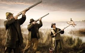 Обои На охоте: Охота, Ружья, Пылесос, Разное