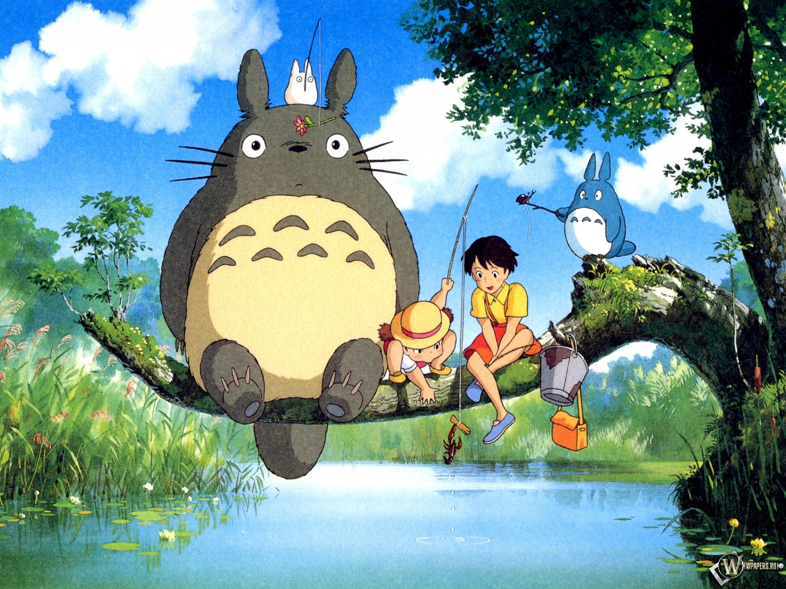 Вы смотрите Все картинки из аниме My Neighbor Totoro.
