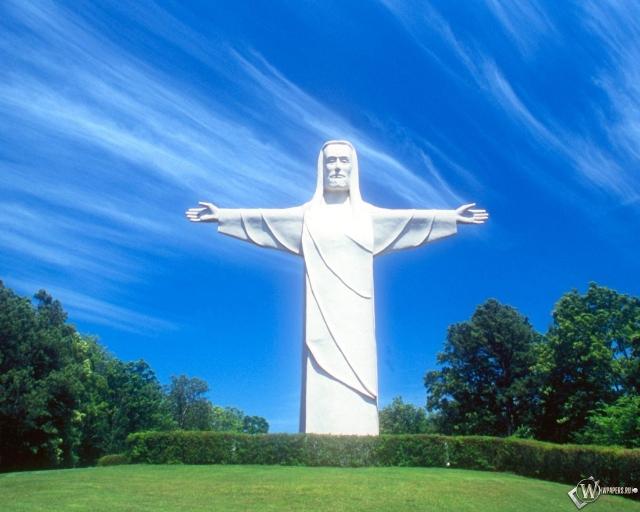 Christ of the Ozarks Eureka Springs Arkansas