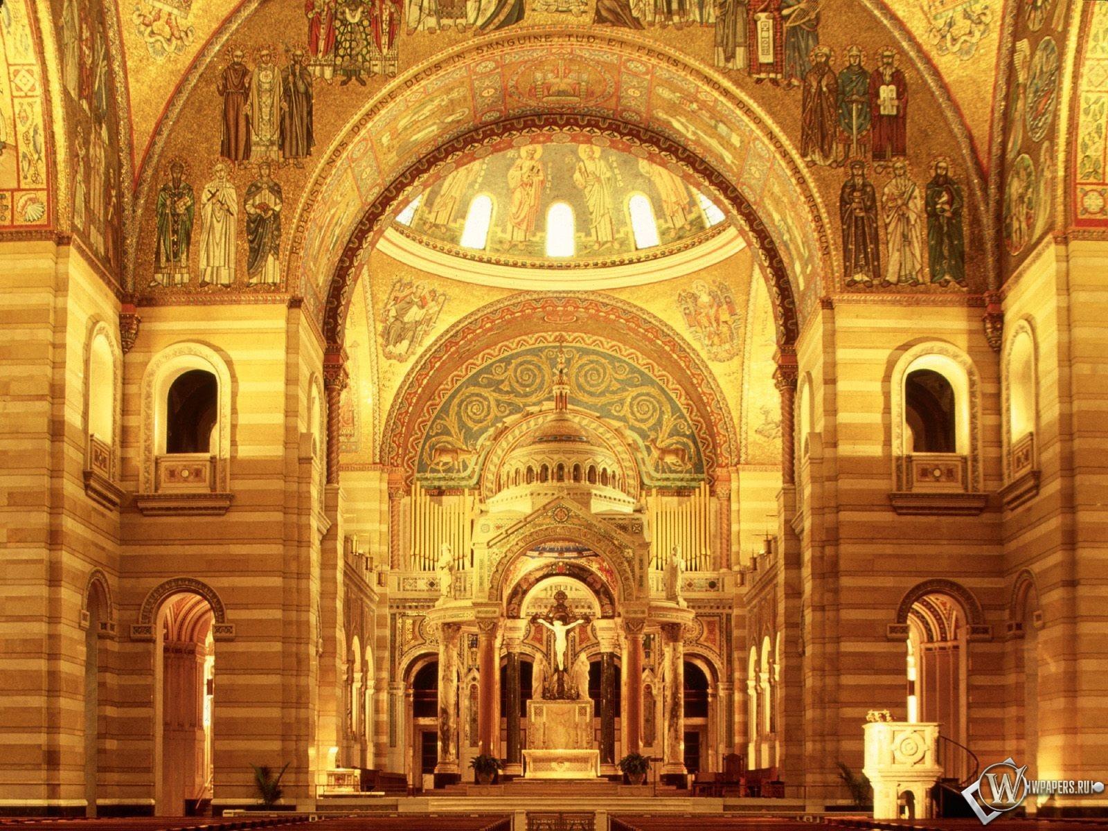Церковь Сэнт-луис 1600x1200