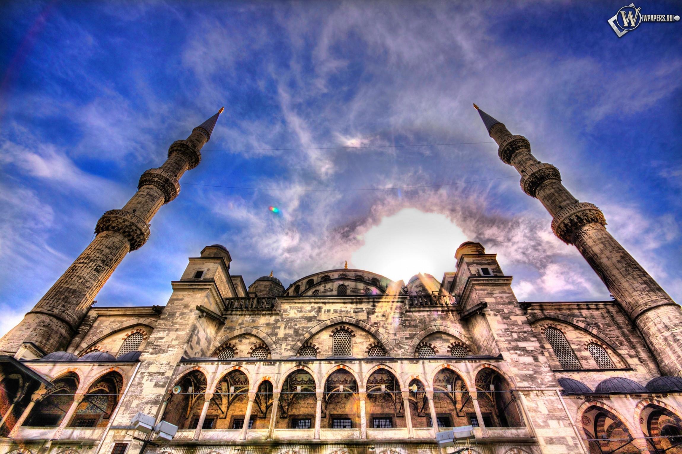 Мечеть Султана Ахмета 2300x1530