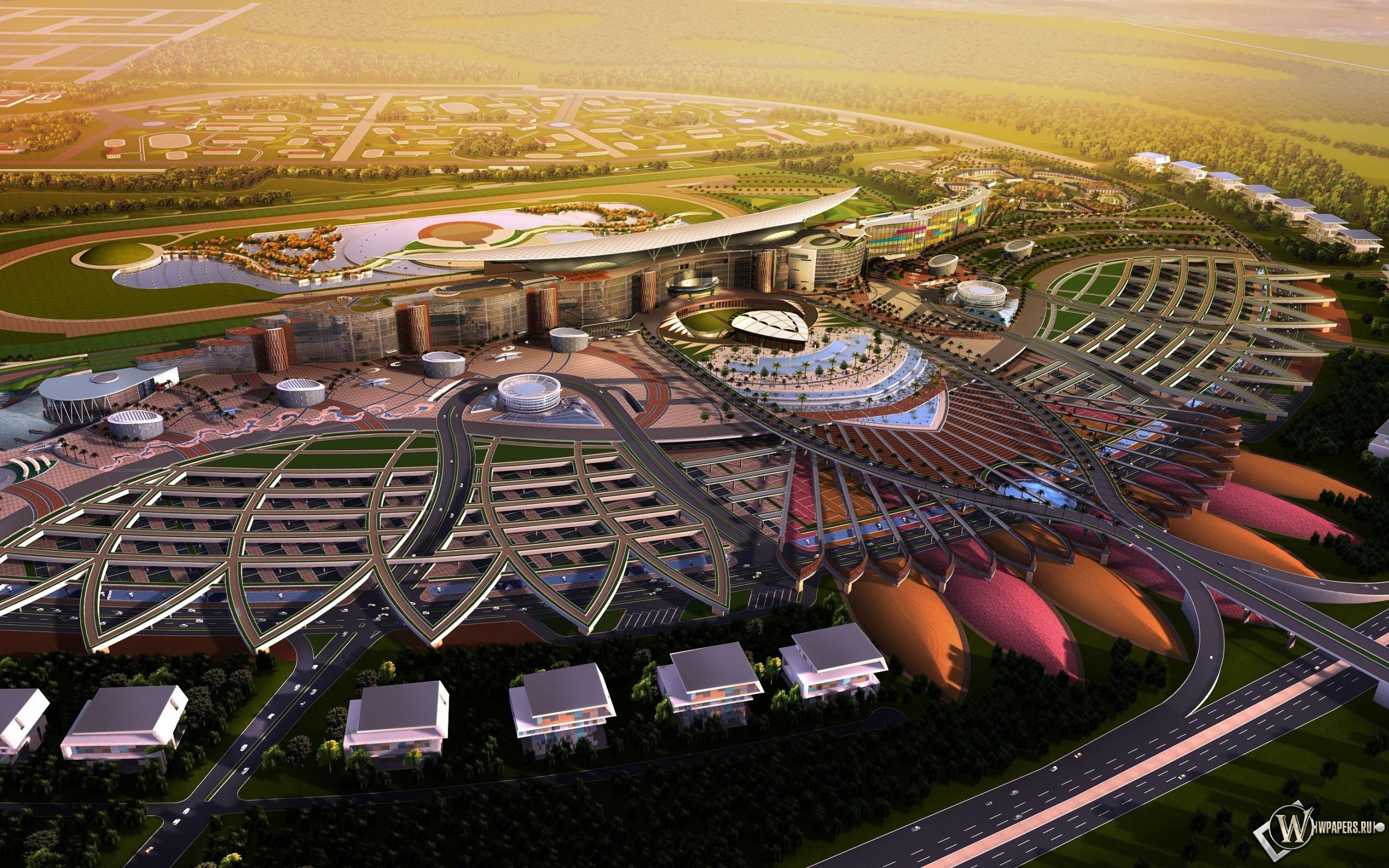 Dubai Autodrome 2560x1600