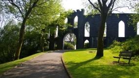Обои Замок Стен: Дерево, Замок, Замки