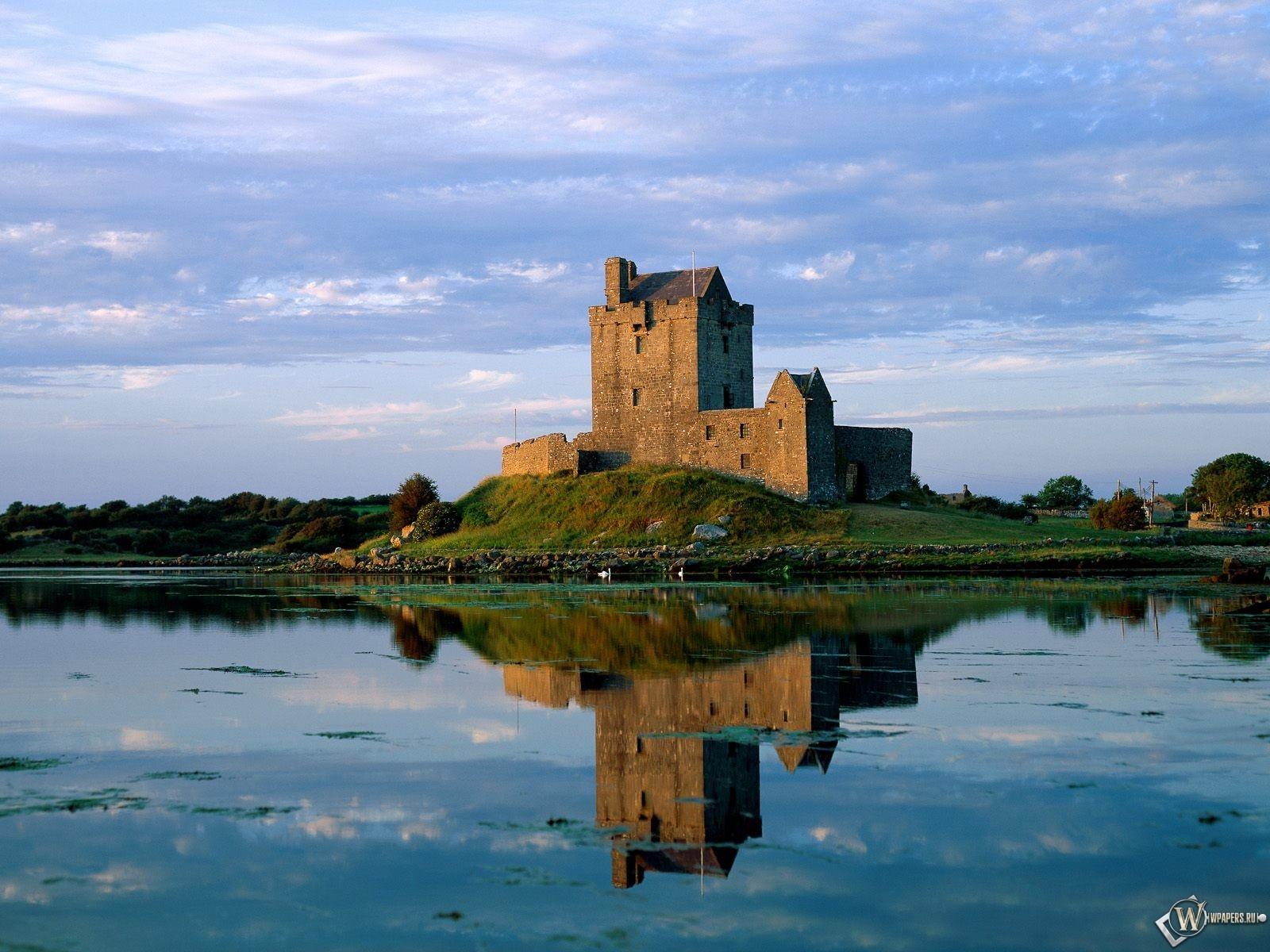 Замок Dunguaire, Ирландия 1600x1200