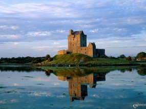Обои Замок Dunguaire, Ирландия: , Замки