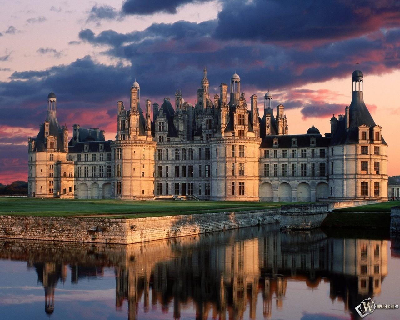 Chateau de Chambord France 1280x1024