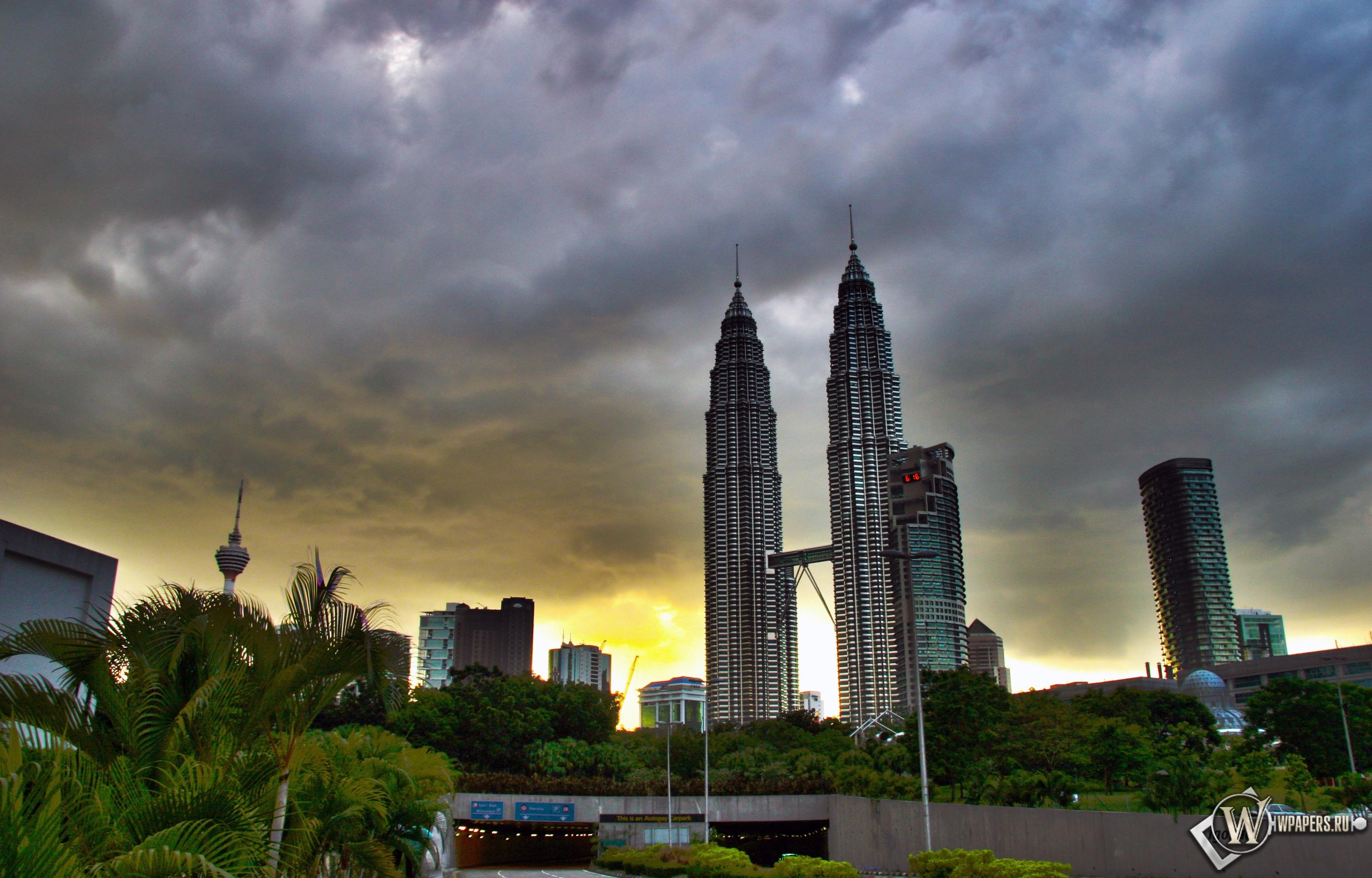 Petronas Twin Towers - Kuala Lumpur 3200x2048