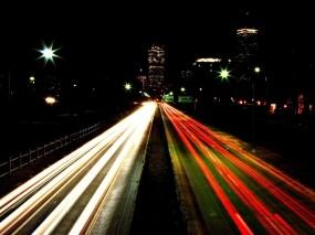 Обои Трафик: Авто, Дорога, Поток, трафик, Города