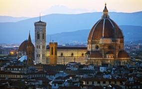Обои Флоренция Италия: Город, Италия, флоренция, Города