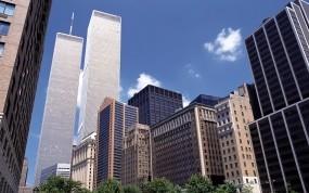 Обои Нью-Йорк: Город, Небоскрёбы, Нью-Йорк, Города