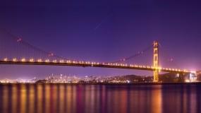 Обои Америка: Город, Мост, Америка, Города