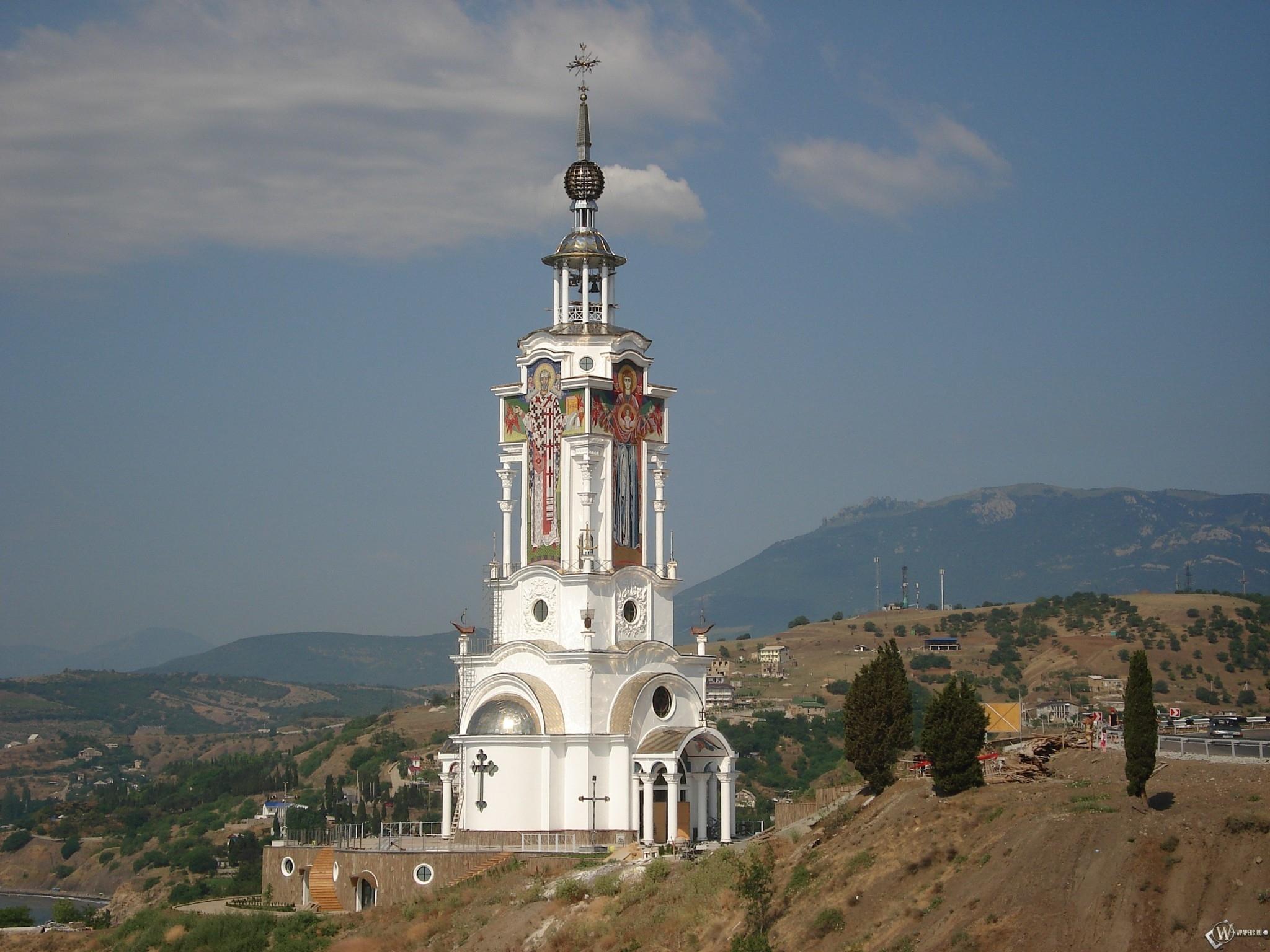 Восточный Крым часовня 2048x1536