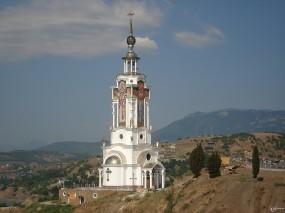 Обои Восточный Крым часовня: , Крым