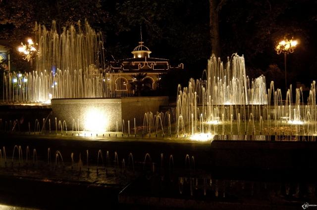 Ялта фонтаны
