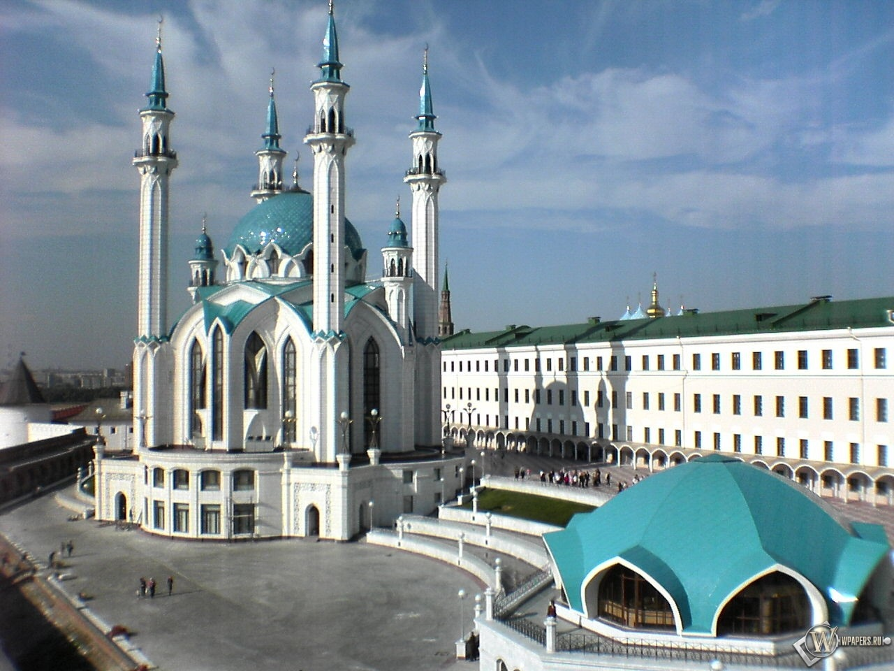 Обои казань мечеть 1280x960 картинки