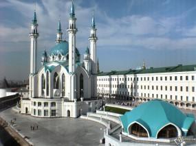 Обои Казань мечеть: , Казань