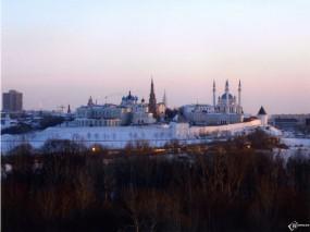 Обои Казанский кремль: , Казань